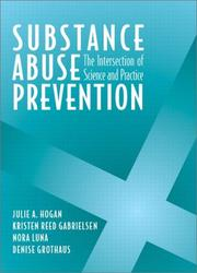 Cover of: Substance Abuse Prevention