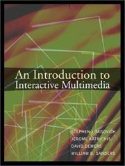 Cover of: An Introduction to Interactive Multimedia
