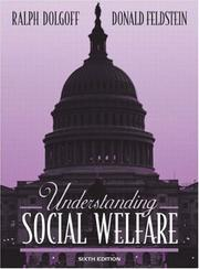 Cover of: Understanding Social Welfare (6th Edition)
