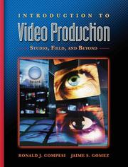Cover of: Introduction to Video Production