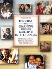 Cover of: Teaching and Learning Through Multiple Intelligences, Third Edition