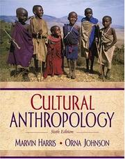 Cover of: Cultural Anthropology (6th Edition)
