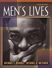 Cover of: Men's Lives, Sixth Edition