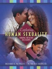 Cover of: Exploring Human Sexuality