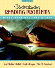 Cover of: Understanding Reading Problems