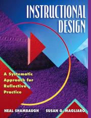 Cover of: Instructional Design