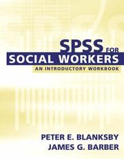 Cover of: SPSS for Social Workers (with CD-ROM)
