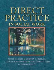 Cover of: Direct Practice in Social Work