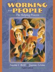 Cover of: Working with People