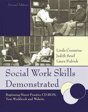 Cover of: Social Work Skills Demonstrated