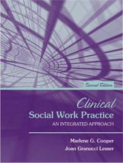 Cover of: Clinical Social Work Practice
