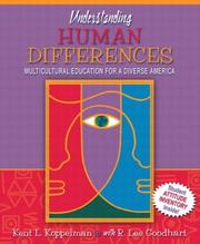 Cover of: Understanding Human Differences