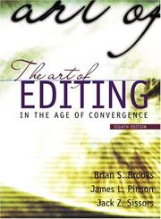 Cover of: Art of Editing, The (8th Edition)