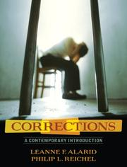 Cover of: Corrections
