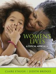 Cover of: Women's Lives