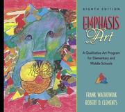 Cover of: Emphasis Art