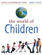 Cover of: The World of Children (MyDevelopmentLab Series)