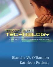 Cover of: Preparing To Use Technology