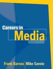 Cover of: Careers in Media