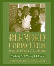 Cover of: Blended Curriculum in the Inclusive K-3 Classroom