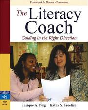 Cover of: The Literacy Coach