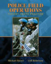 Cover of: Police Field Operations