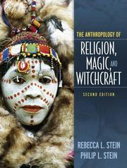 Cover of: Anthropology of Religion, Magic, and Witchcraft (2nd Edition)