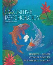 Cover of: Cognitive Psychology (8th Edition)