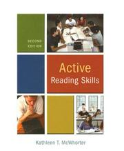 Cover of: Active Reading Skills (2nd Edition)