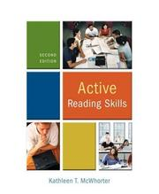 Cover of: Active Reading Skills (with MyReadingLab) (2nd Edition)