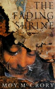 Cover of: THE FADING SHRINE