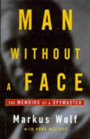 Cover of: Man Without a Face the Memoirs of a Spym