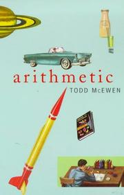 Cover of: Arithmetic