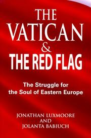 Cover of: The Vatican and the Red Flag
