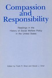 Cover of: Compassion and Responsibility