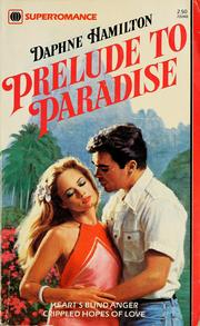 Cover of: Prelude to Paradise