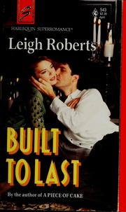 Cover of: Built to Last