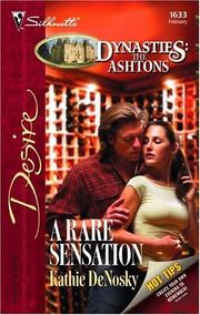 Cover of: A Rare Sensation