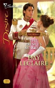 Cover of: The Prince's Mistress