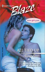 Cover of: All Tied Up
