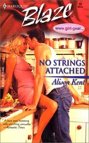 Cover of: NO STRINGS ATTACHED - WWW.GIRL-GEAR