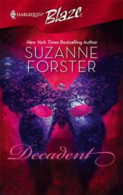Cover of: Decadent (Harlequin Blaze)