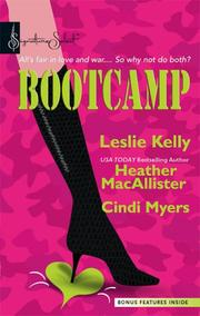 Cover of: Bootcamp: Kiss And Make Up\Sugar And Spikes\Flirting With An Old Flame (Harlequin Signature Select)