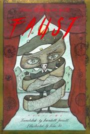 Cover of: Faust, Part One