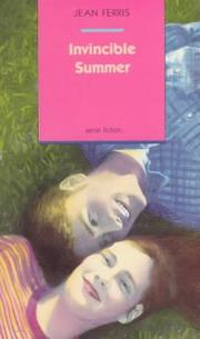 Cover of: Invincible Summer (Aerial Fiction)
