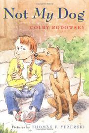 Cover of: Not My Dog (Sunburst Book)