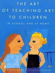 Cover of: The Art of Teaching Art to Children