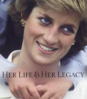 Cover of: Diana, Her Life and Legacy