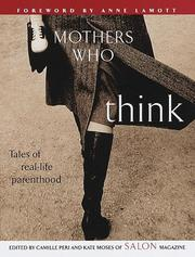 Cover of: Mothers Who Think