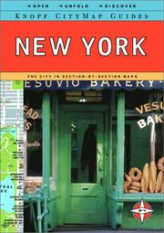 Cover of: New York (Citymap Guide)